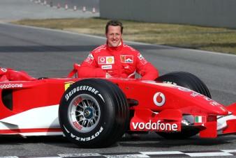 F1: Film készül Schumacherről