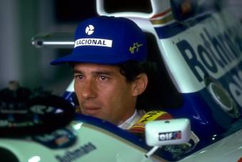 F1: Sorozatot forgatnak Senna életéről