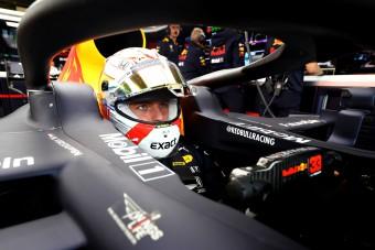 Verstappen: A Mercedes túl gyors