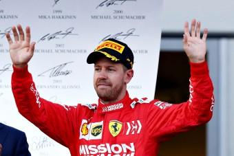 F1: Vettel útelágazáshoz érkezett