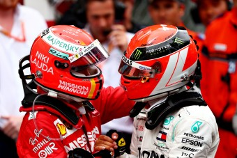 F1: Vasárnap kettős győzelmet aratott Lauda