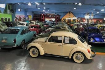 Eladó a világ legnagyobb privát Volkswagen-gyűjteménye