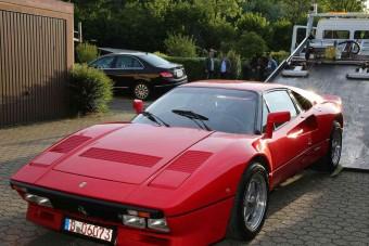Kétmillió eurós Ferrarit lopott el egy vevőjelölt