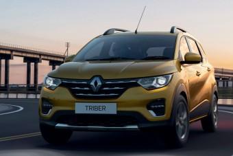 Hétszemélyes városi kisautó a Renault-tól
