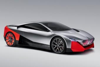 Ilyen lesz a jövő sportautója a BMW szerint