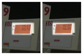 Fondorlatos átverés vagy műszaki hiba a benzinkúton?