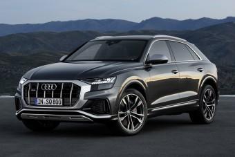 Dízel sportterepjáró az Audi kínálatának csúcsán