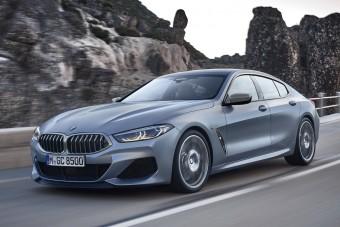 Plusz két ajtót kapott a BMW 8-as