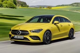 Sportkombival erősít a Mercedes