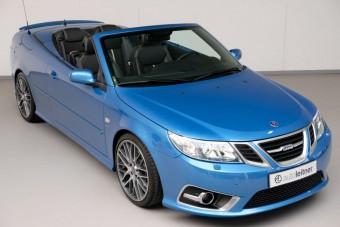 Csődbe ment a Saab, miközben ezt a kabriót gyártották