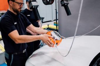 A kerékpáros sisakok hatékonyságát kutatja a Volvo