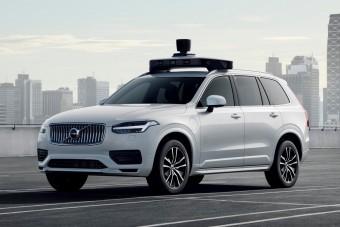 Készen áll a sorozatgyártásra a Volvo robotautója
