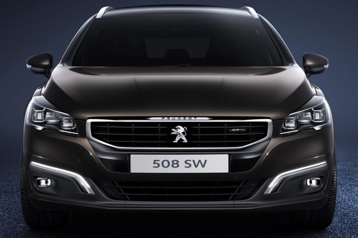 Peugeot 508 SW: a szépség nem minden 2