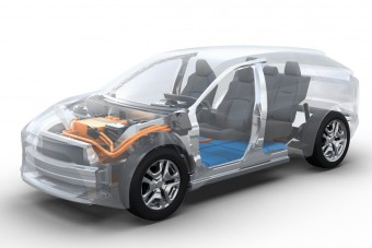 A Subaruval fejleszt villanyautót a Toyota