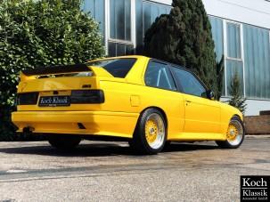 25 milliót kérnek ezért az utólag faragott BMW M3 E30-ért