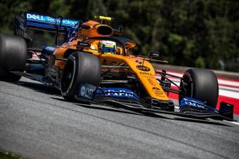 F1: Ausztriában is bizonyított a McLaren