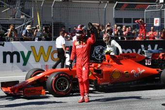 Leclerc: A munka neheze még hátravan