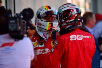 Vettel: Nem az óvodában vagyunk!