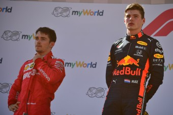 F1: A Ferrari-főnök szerint Verstappen a bűnös
