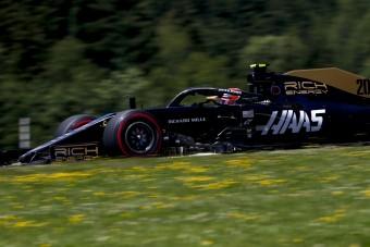 F1: Csoda a Haasnál, de nem tudják az okát