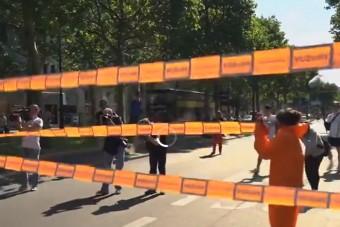 Berlinben már a böhöm szabadidő-autók ellen tiltakoznak