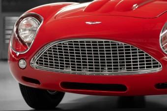 Milliárdos retró játékszer az Aston Martin DB4 Zagato