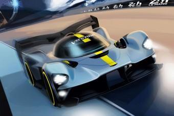 Újra Le Mans-ban szeretne győzni az Aston Martin