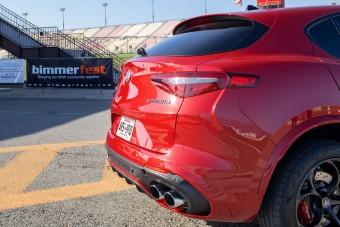 BMW-találkozón trollkodott az Alfa Romeo