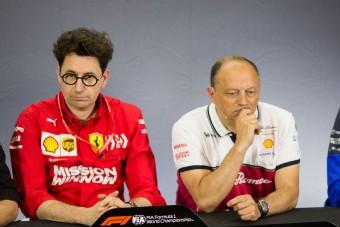 F1: A Ferrarihoz mehet az Alfa-főnök?