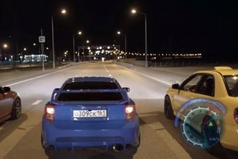 Ha valaha játszottál a Need for Speed Undergrounddal, ezt nézd meg!