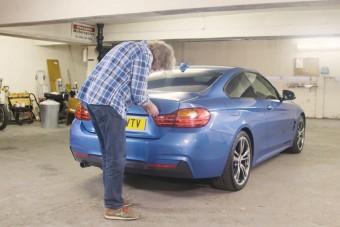 James May megoldja az egyik autós főbűnt