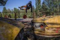 Új szemszögből mutatja meg Csernobilt ez az ukrán fotós 1