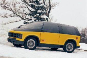 Ez a Chevrolet a jövőt mutatta meg 1987-ben