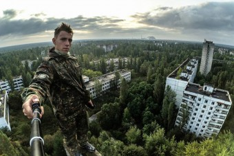 Új szemszögből mutatja meg Csernobilt ez az ukrán fotós