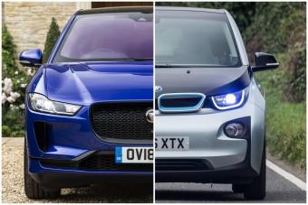 Együtt fejleszt villanyautót a BMW és a Jaguar