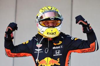 F1: Verstappen az első az Osztrák Nagydíjon!