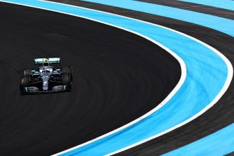 F1: Bottas a leggyorsabb az időmérő előtt