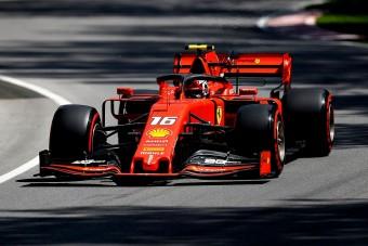 F1: Gyors a Ferrari Kanadában, Hamilton ütközött