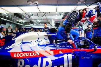 F1: Trükközik a Honda Franciaországban