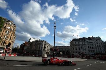 F1: Londontól tart Silverstone