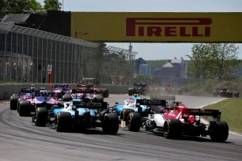 Még mindig 15-18 versennyel számol az F1-főnök