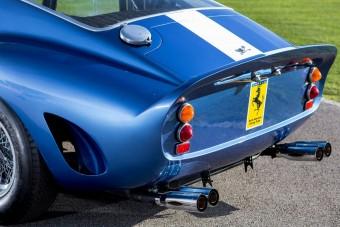 Műtárgynak minősítették az olaszok Ferrari 250 GTO-t