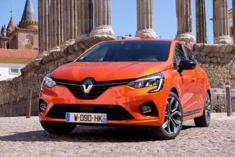 Megújult Európa kedvenc kisautója - Renault Clio 2019