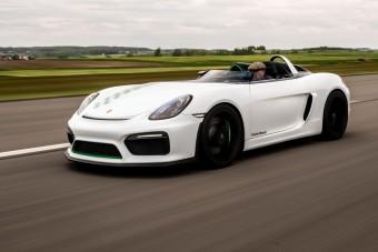 Megismételhetetlen maradt ez a szuperkönnyű Porsche