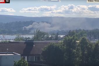 Hidrogénkút robbant Norvégiában