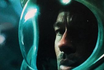 Brad Pitt a világűrbe repül legújabb filmjében