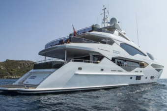 Így néz ki belülről egy 6 milliárdot érő luxusjacht
