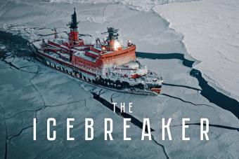 75000 lóerővel tör jeget ez a gyönyörű orosz óriás