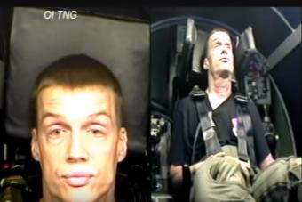 Íme a szimulátor, amitől szétfolyik a pilóták arca