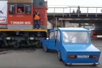 Az év baleset-megelőzési videóját hozták össze az oroszok